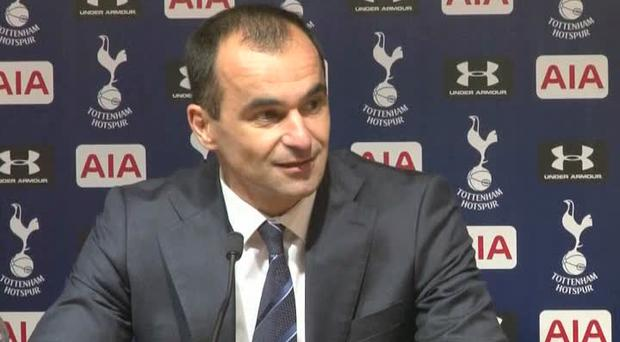 Glitter: Everton boss Roberto Martinez wants to give his young starlets a chance to shine