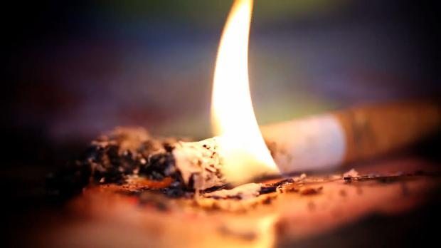 Of the 28 people killed during the past three years, 13 died in blazes started by cigarettes, matches or lighters