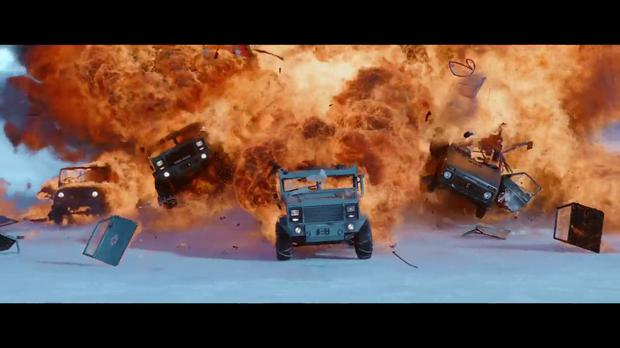 Video: New high-octane trailer for Fast & Furious 8 will
