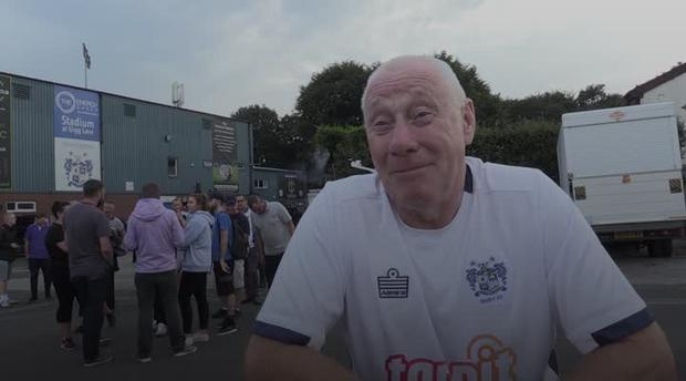 Bury FC fans wait for news on club's future