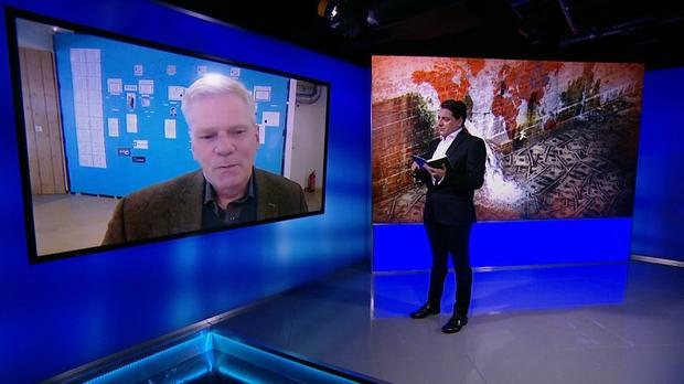 Panama papers: Wikileaks spokesperson Kristinn Hrafnsson Going Underground talked to RT's Afshin Rattansi on Going Underground